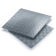 Рифленые стальные листы